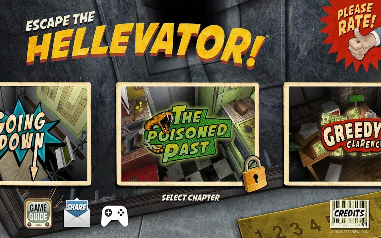 Escape the Hellevator! v24 [Full/Unlocked]