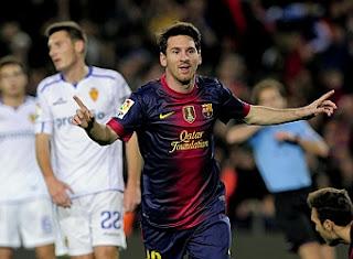 Spanish Football 2012