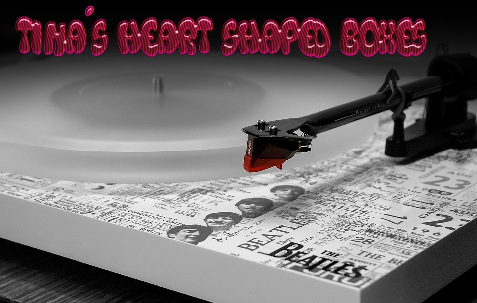 Tina´s Heart Shaped Boxes