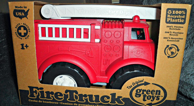 Recycled Fire Truck