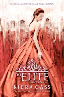 bookcover of THE ELITE (The Selection #2) by Kiera Cass