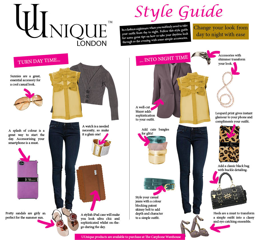 Uunique London Uu Style Guides