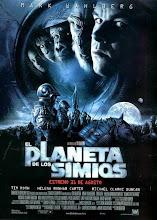 El planeta de los simios (2001) [Latino]