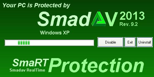 تحميل برنامج الحماية الأضافية والفعالة من الفيروسات الخطيرة SmadAV 2013 9.4.2