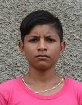 Gary - Nicaragua (NI-244), Age 16