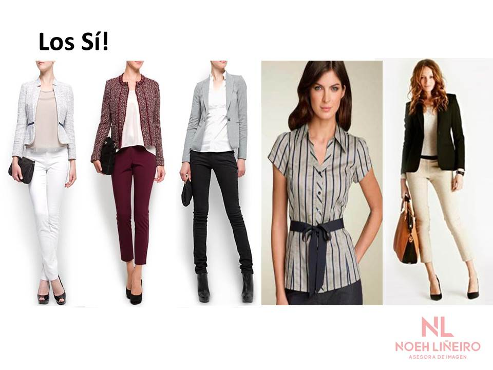 superb outfit entrevista laboral mujer 17