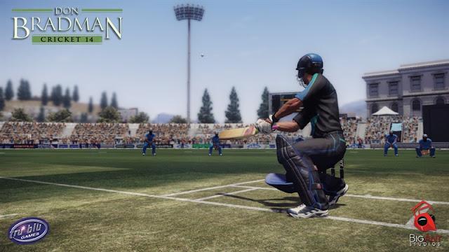 Don Bradman Cricket 14 PC Download Photo