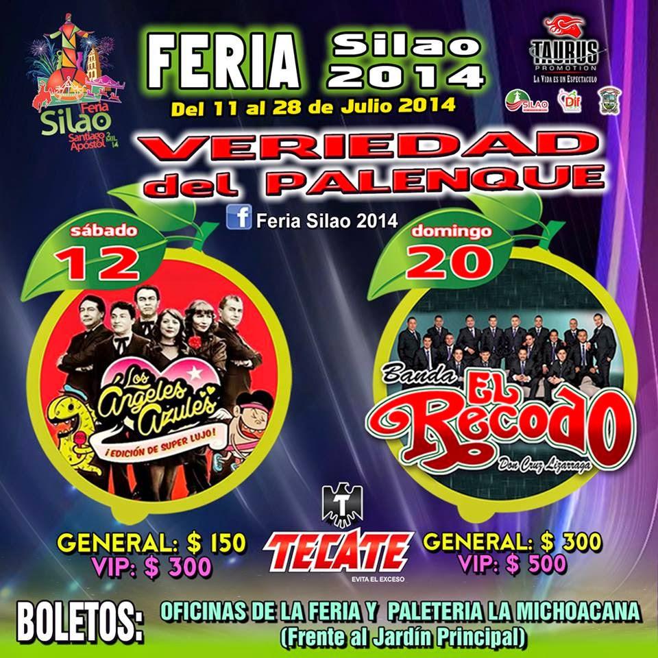 Feria Silao 2014 Palenque