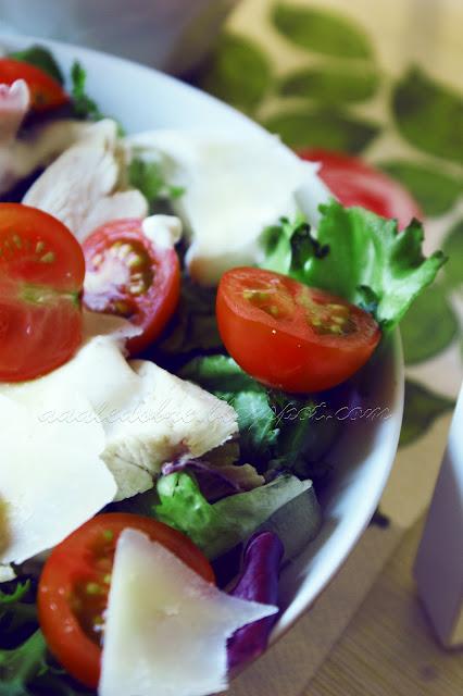Caesar salad aaaledobre.blogspot.com