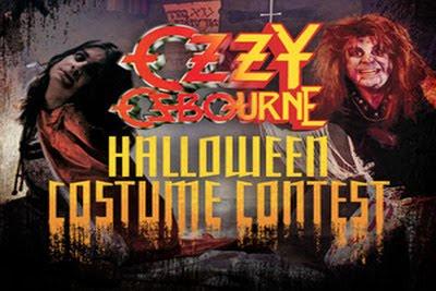 ozzy osbourne halloween costume