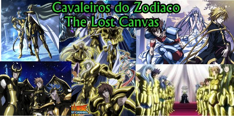 Cavaleiros do Zodiaco - The Lost Canvas