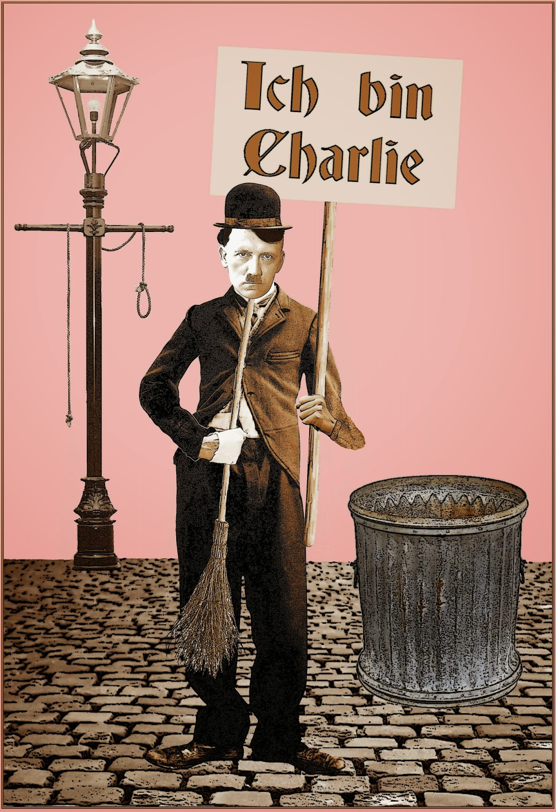 Charlie as...