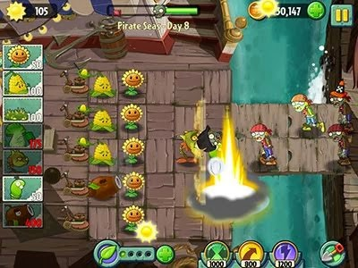 Plants vs Zombies 2 for Android free download apk