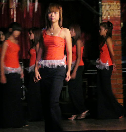 Sexy Myanmar Show Girls