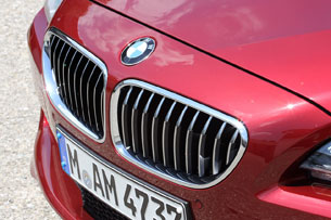 2012 BMW 6 Series Coupe Logo