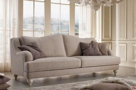 VAMA Divani Blog: Bolghieri: bellissimo divano classico in tessuto ...