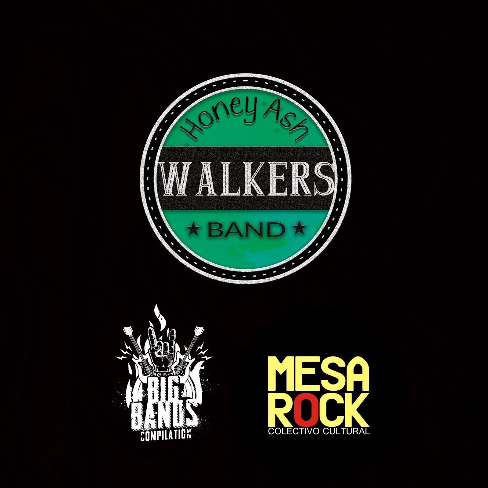 HONEY ASH WALKERS - BIG BANDS COMPILATION 2020