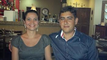 Mariana e Tiago