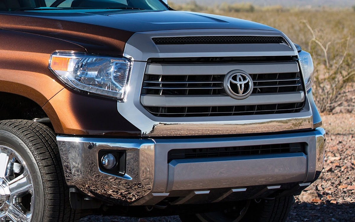 2014 Toyota Tundra Widescreen HD Wallpaper 4