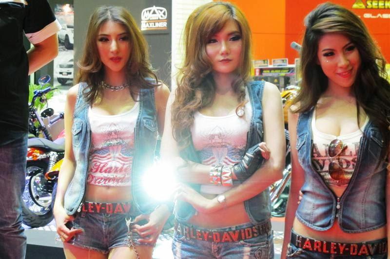Bangkok International Motor Show 2014