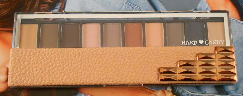 Hard Candy Top Ten Trendsetters Eyeshadow Palette in Birthday Suit