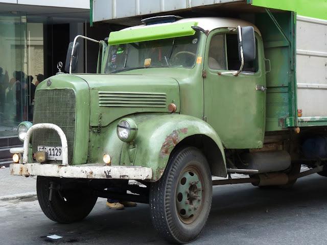 au gr u00e9 des jours en uruguay     les camions d u0026 39 autrefois