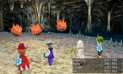 Final Fantasy III PC Full Version