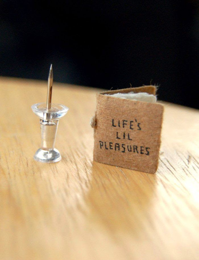 Life's Lil Pleasures: Micro-Book about the Joys of Life by Evan Lorenzen