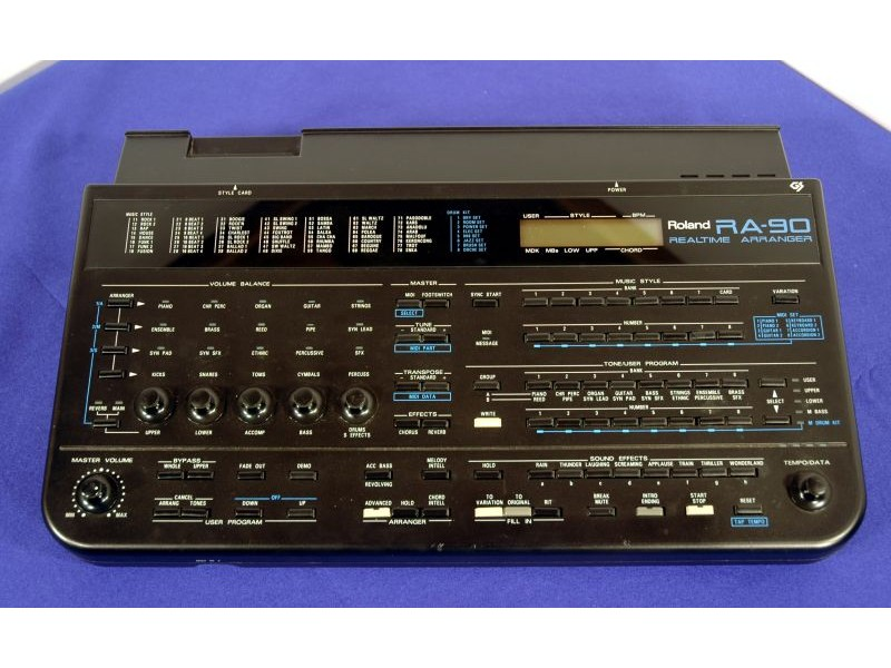 roland sound canvas engine ra 90 arranger hq sound revealed after 25 rh alfredoblogspage blogspot com Rogue RA -090 Review roland ra 90 realtime arranger manual