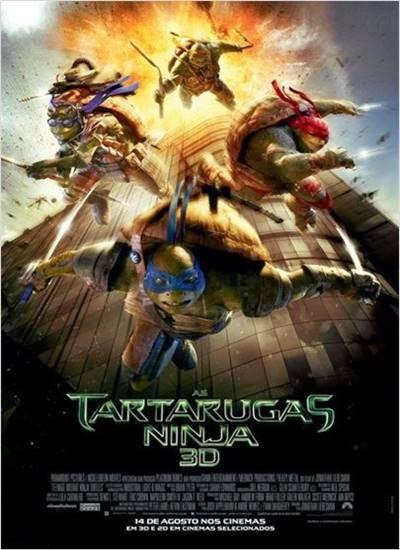 Download As Tartarugas Ninja AVI Dual Áudio + RMVB Dublado Torrent