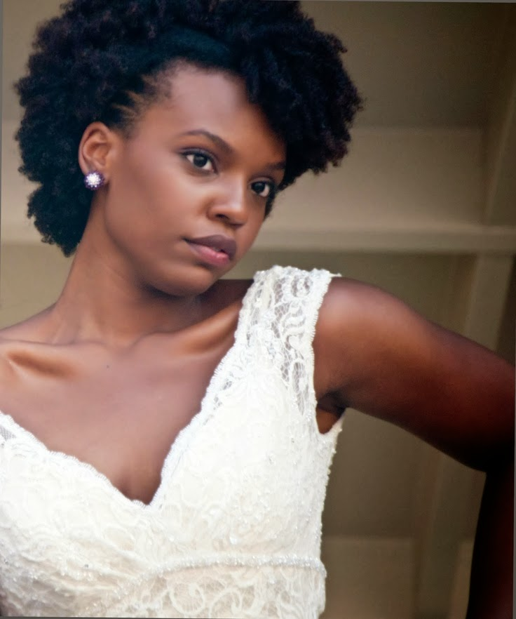 African Naturalistas Natural Hairstyles To Inspire Brides
