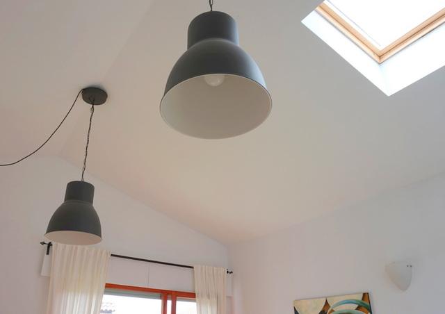 lámparas ikea techo grandes