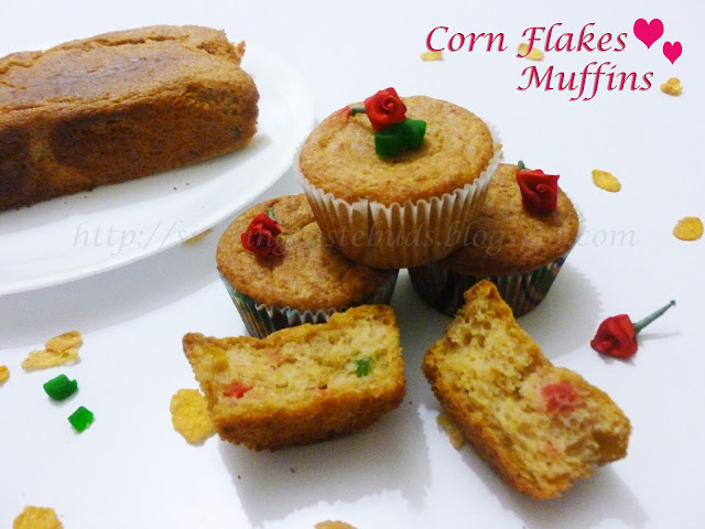 how to make corn flakes from corn at home