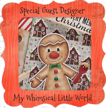 December 2014 Guest Designer