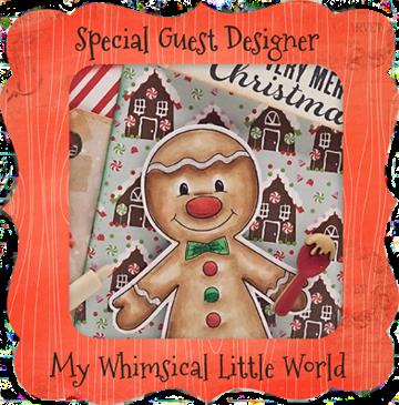December 2014 Guest Designer