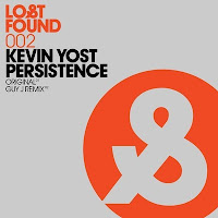 Kevin Yost Persistence Lost & Found
