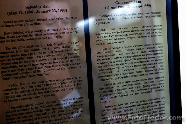 Meitenes atspoguļojums Salvadora Dalī biografijā