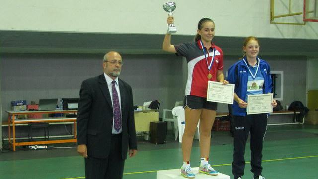 Δύο μετάλλια για τους αθλητές πινγκ πονγκ του Εθνικού Αλεξανδρούπολης στο Πανελλήνιο Αναπτυξιακό Πρωτάθλημα