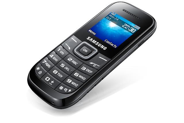 Samsung Guru 1200 Features