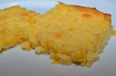 Easy Corn Bread Recipe with Creamed Corn