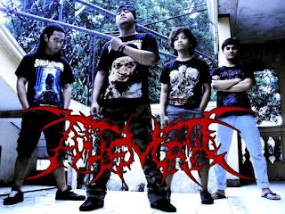Athematic Band Death Metal Ngawi Jawa Timur Foto Gambar Personil Logo Wallpaper
