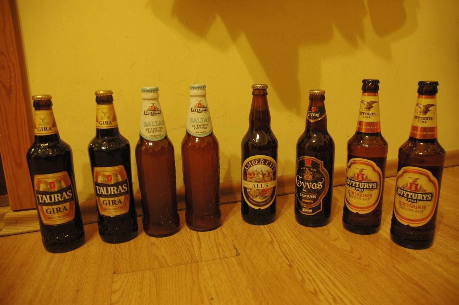litewskie piwa