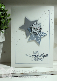 love to stamp stampinup Stampin'Up! flurry wishes