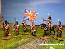 1/72. Etat-Major Anglais 1815.