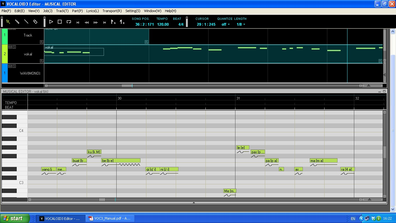 Vocaloid 3 программа скачать