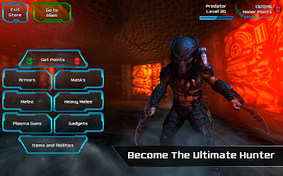 AVP: Evolution 1.7.2 Mod Apk + Data-screenshot