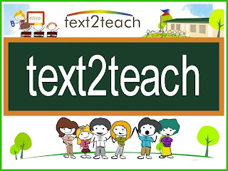 text2teach program logo