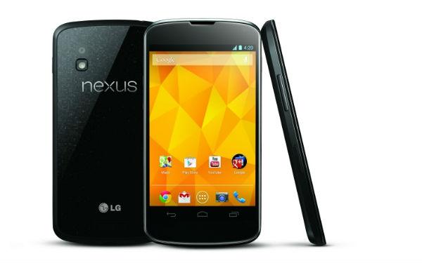 Harga Dan Spesifikasi Google Nexus 4 Lengkap