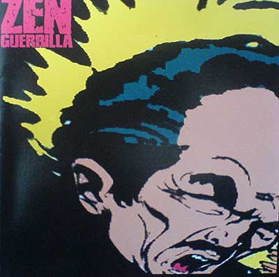 "Zen Guerrilla ""Invisble Liftee Pad / Gap Tooth Clown"" 1997"