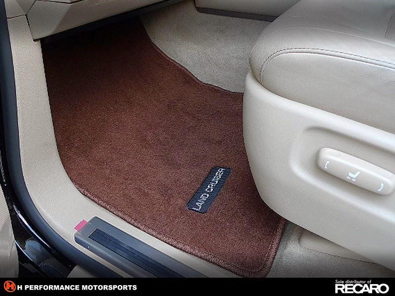 Premium Car Floor Mat Toyota Land Cruiser 200 Series